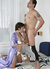 Amateur Wife and Husband in..