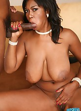 Ebony Hottie Delotta Brown..
