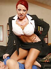 Stacked milf Echo Valley..