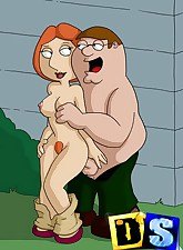 Horny Family Guy