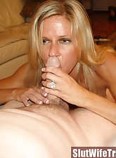 Trophy Wife Jamie Getting..