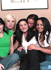 Five awesome lesbians Emmy