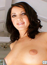 Deena shows off her awesome..