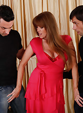 Hot mom Darla Crane is horny..