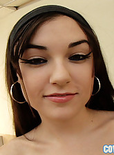 Sasha Grey shows her..
