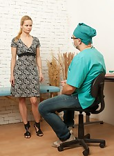 Suspecting the male doctor..