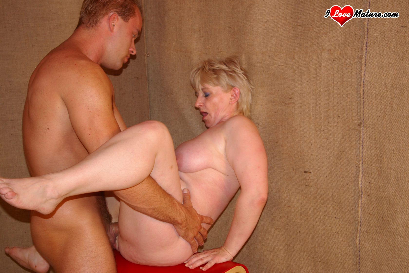 Pics about Horny mature blonde slut ...